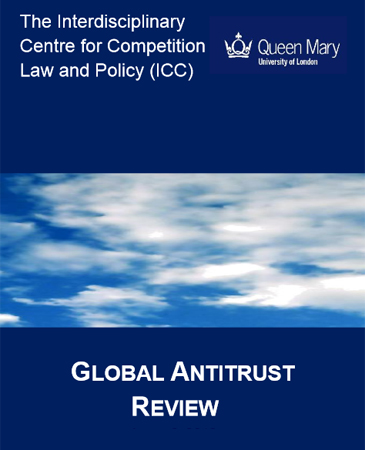 Global Antitrust Review cover